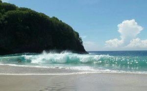 Candi Dasa Beach