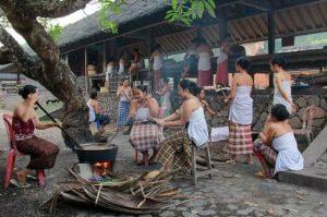 Tengenan Village
