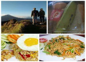 Trekking Mount Batur