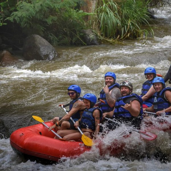 Rafting Ayung River