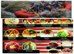 Shot Rafting Ayung River